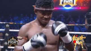 Buakaw Banchamek(THAI) VS Sergey Kuliaba(UKR)
