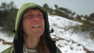 Interview am Schamanenberg Kalinchok in Nepal über Pilgern und Meditation