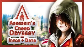 ASSASSIN'S CREED Odyssey : Une FEMME Assassin !