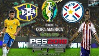 PES 2018 PlayStation 3/Xbox 360 Gameplay El Clasico Real