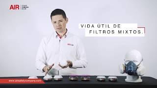 Vida útil de filtros mixtos