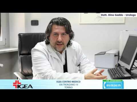 Il trattamento di prostatite clinica Omsk