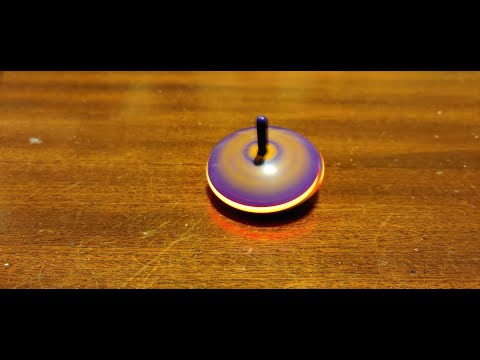 Banggood Classic Hand Spinning top with Light