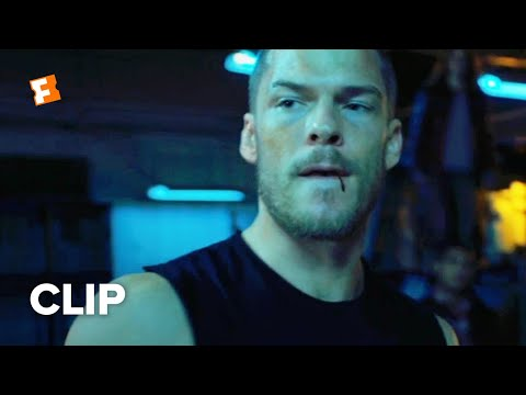 Above the Shadows Movie Clip - More Than Throwing Punches (2019)   Movieclips Indie