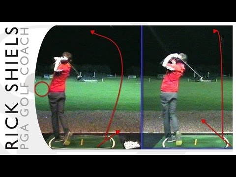 Fixing a Snap Hook – Golf Lesson Video