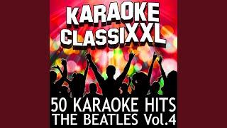 Ooh! My Soul (Karaoke Version) (Originally Performed By The Beatles)