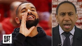 Stop Whining About Drake And Invite Him To Milwaukee! - Stephen A.  Get Up!