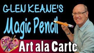 Glen Keanes Favorite Pencil