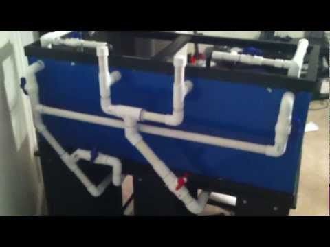 DIY Reefer – Plumbing system overview