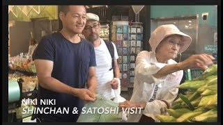 VISIT BRAND NEW WHOLE FOODS With SHINCHAN & SATOSHI ~ Plus MOMS Mother's Day Gift Arrives