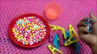 Drop the balls : One minute Fun game for party, kitty party and offices. Indoor game for corporate