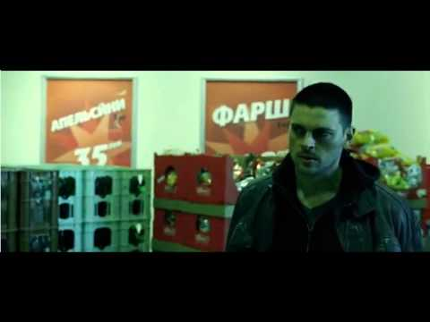 The Bourne Supremacy Vodka scene