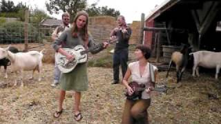 "The Ditty Bops @ Redwood Hills Goat Farm: ""Wishful Thinking"""