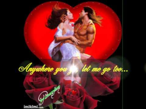 ALL I ASK OF YOU-Barbra Streisand (lyrics)
