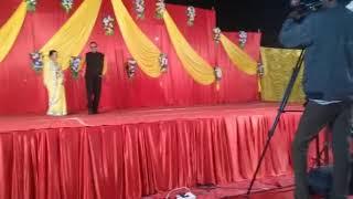 Couple dance tera sath hai kitna pyara - YouTube
