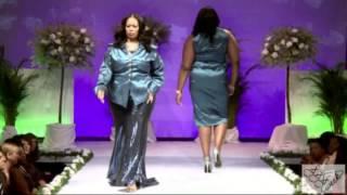 Sukienki Dla Puszystych   Full Figure Fashion Show
