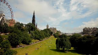 Edinburgh mit Princess Cruises