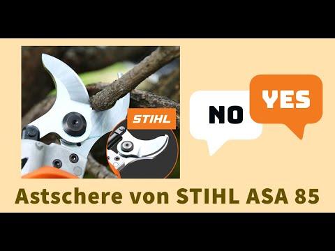 ASA 85 / Akku Astschere von STIHL