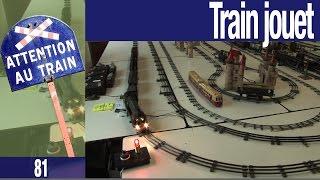 Train jouet - Echelle 0 et 1