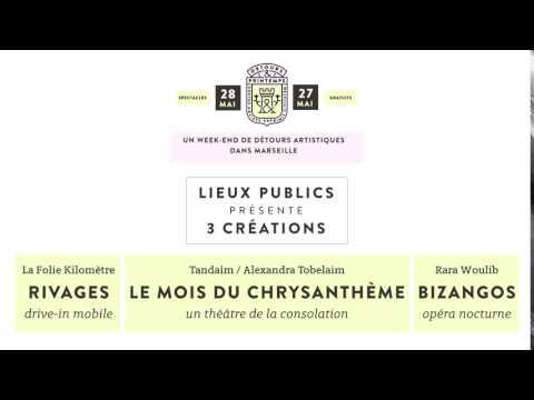 Détours & Printemps 2016 - Teaser