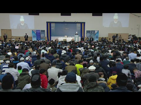 National Waqfeen-e-Nau (Boys) Ijtema UK 2019