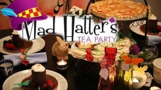 How To: Mad Hatters Tea Party