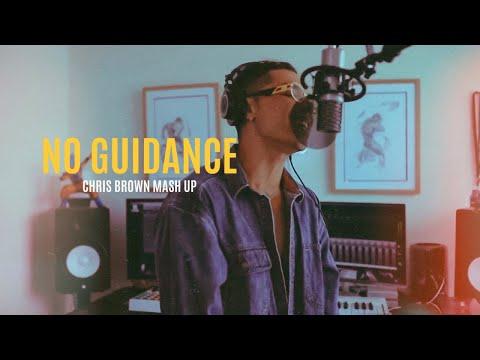 No Guidance X Stick Wit U - Chris Brown X Drake X Pussy Cat Dolls (William Singe Cover)