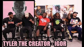 Tyler The Creator   Igor Full Album ReactionReview