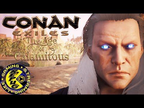 Conan Exiles Mods Weekly EP1 - смотреть онлайн на Hah Life