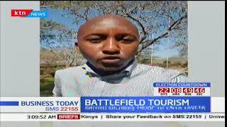 Battlefield tourism: British soldiers troop to Taita Taveta