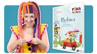 FÍHA tralala - RODINA - čítanie z fíhovskej knižky pre deti