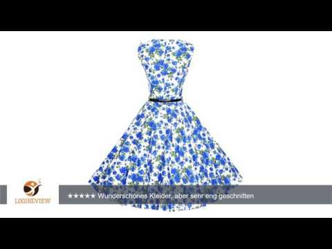 Maggie Tang 50er Retro Audrey Hepburn Schwingen Pinup Rockabilly Kleid |