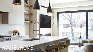 House Tour: A Cool & Contemporary Family Home
