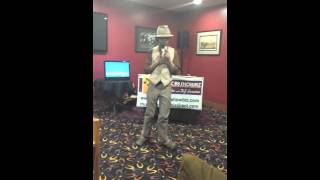 CB Jones sings Tiger by the Tail by Buck Owens