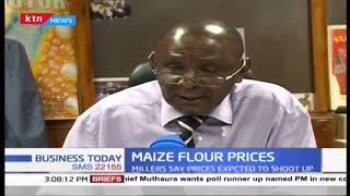 Kenyans unhappy with the government over mismanagement of maize flour