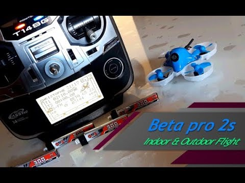 Beta 65 Pro 2s - Indoor & Outdoor Flight With Gaoneng 1s 3,8V 300mAh 30C HV 4,35V