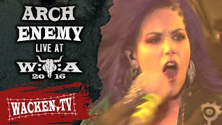 Arch Enemy - 3 Songs - Live at Wacken Open Air 2016