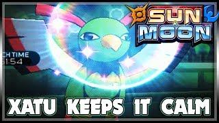 XATU'S CALM AND COLLECTIVE! | SMOGON OU | Pokemon Sun  Moon LIVE Wifi Battles