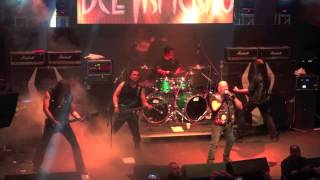 Angeles del Infierno - Nada Que Perder [Live @ Stage 48, NY - 11/10/2013]