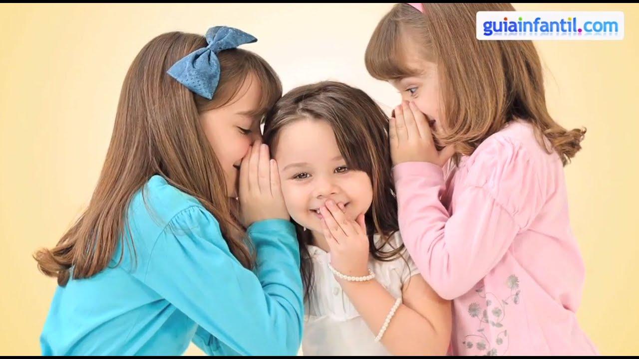 La adquisición del lenguaje: ¿Las niñas hablan antes que los niños?