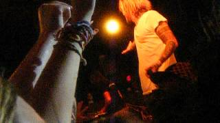Chiodos - All Nereids Beware - Cleveland - Peabody's - Part 6 of 9