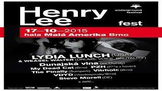 Video Vítrholc + PzH + Lydia Lunch