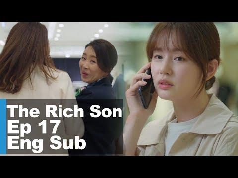 Kim ji hoon  39 s family is wealthy  the rich son ep 17