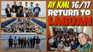 preview picture of video 'RETURN TO LABUAN | VLOG | AY KML 16/17'