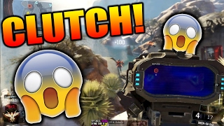 INSANE 1 Vs. 5 CLUTCH!! BO3 SND SNIPING! (New DLC SNIPER RIFLE Gameplay)