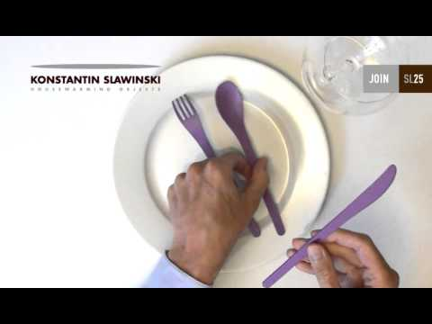 Video of the Join Cutlery from Konstantin Slawinski