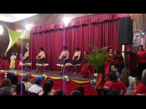 Popurrí Venezolano   Venezuela en Danzas