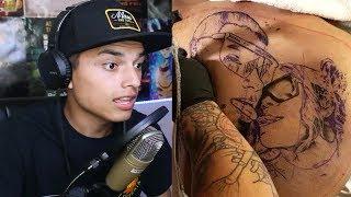 Descargar Reaccion El Tatuaje De Anuel Aa Y Karol G Secreto Karol G