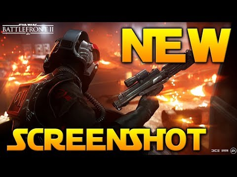 NEW SCREENSHOT & NEW CAMPAIGN DETAILS SOON! - Star Wars Battlefront 2