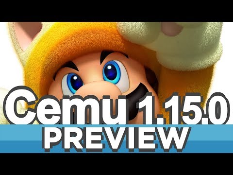 Cemu 1,15,0 | Improvements Preview